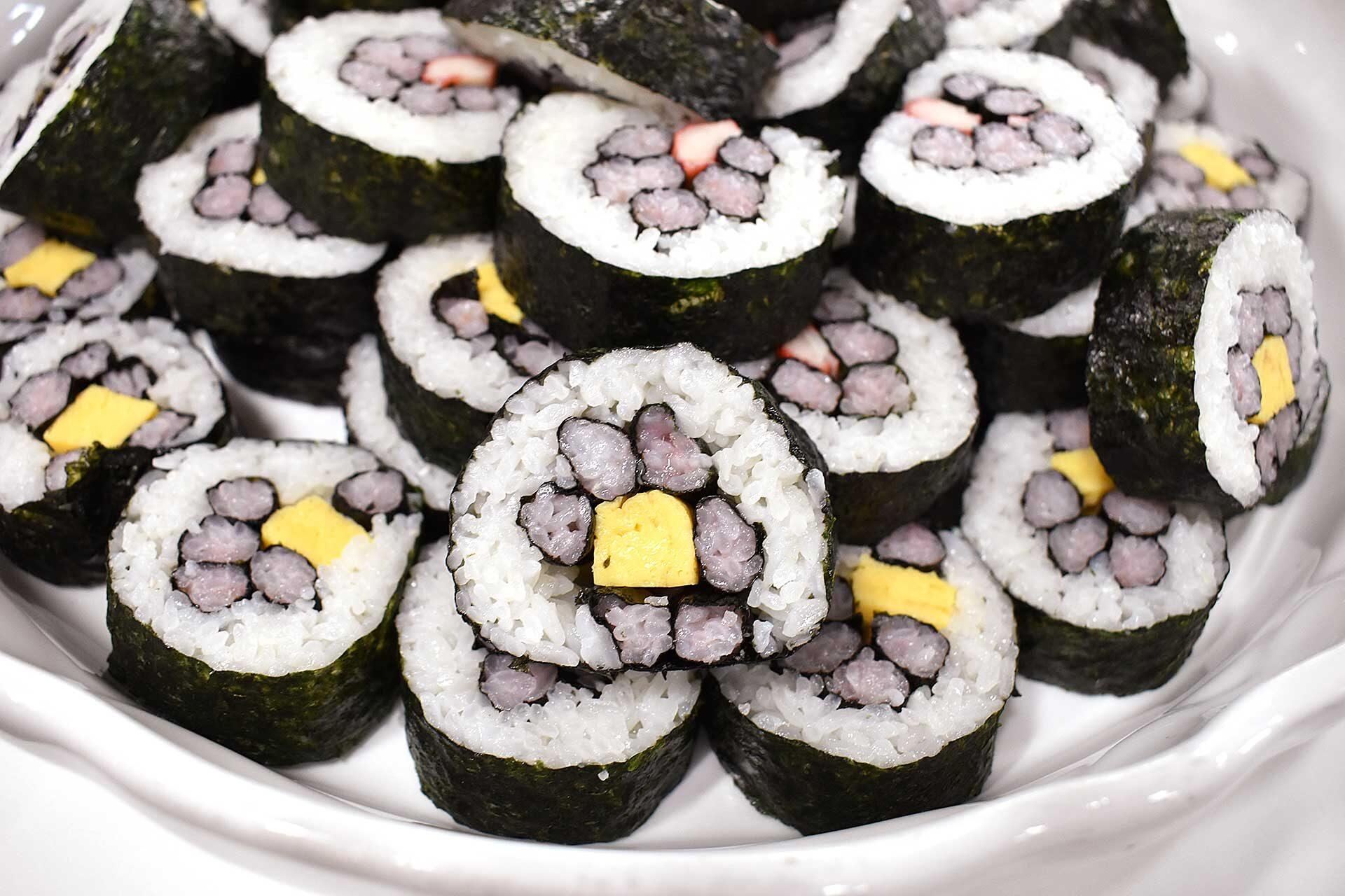 (千葉)房総の祭り寿司